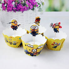 <b>Minion</b> Shower <b>Theme Birthday</b> Promotion-Shop for Promotional ...