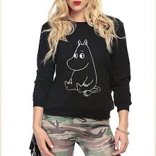 Long Sleeve Cute Cartoon Sweatshirt 2018 <b>New Hot Fashion</b> ...