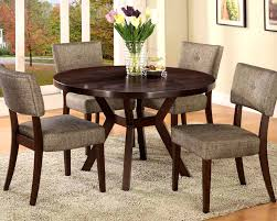 casual dining chairs with casters: furnitureinteresting casual dining room furniture buy sets wood set w in dia table drake by acme