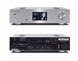 <b>Сетевой проигрыватель Cambridge</b> Audio 851N Silver, купить ...