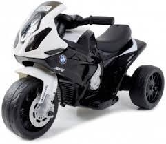Детский <b>электромотоцикл Jiajia BMW S1000RR</b> Black 6V - JT5188 ...
