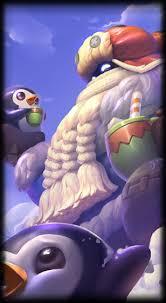<b>Snow Day Bard</b> - League of Legends skin - LoL Skin