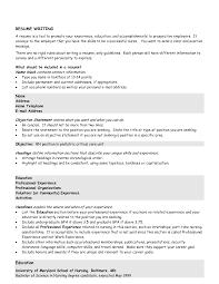 graduate nurse resume objective statement experience resumes graduate nurse resume objective statement