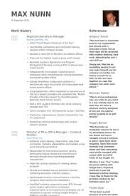 Administrative Assistant Cover Letter Example   Letter sample     Salesforce certified developer resume   Personal