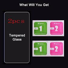 2PCS <b>9H Tempered Glass for</b> Digma HIT Q400 Q401 LINX A453 ...