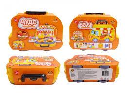 <b>Чудо</b>-<b>чемоданчик</b> Пикник (26 предметов) <b>ABtoys</b> — купить в ...