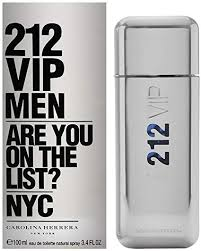 <b>Carolina Herrera 212 VIP</b> Men Eau De Toilette, 100 ml: Amazon.co ...