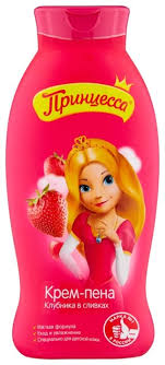<b>Принцесса</b> Крем-<b>пена</b> Клубника в сливках — купить по выгодной ...