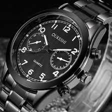 <b>New Luxury</b> Men Quartz Full steel watch <b>hot sale</b> business ...
