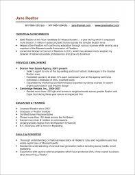 Real Estate Salesperson Resume Sample Sample Real Estate Agent         real estate broker resume objective real estate salesperson resume sample real estate broker resume pdf Resume