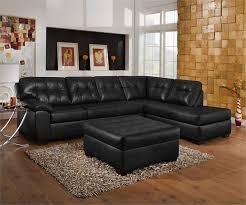 black leather couch black leather sofa