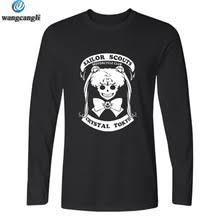 <b>Сейлор Мун Аниме футболка</b> для мужчин/женщин Kawaii ...