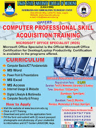 computer skill acquisition training lasucom lasucom computertrainingbanner