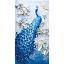 Compare Prices on <b>Diamond</b>+<b>embroidery</b>+mosaic+flower+<b>peacock</b> ...