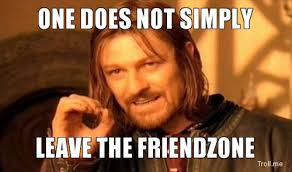 24 Funny Friend Zone Pics | SMOSH via Relatably.com
