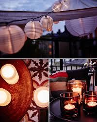 ikea balcony lighting ideas balcony lighting