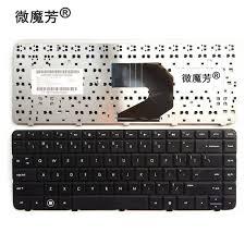 Online Shop English <b>laptop keyboard FOR</b> HP for Pavilion G4 G6 ...