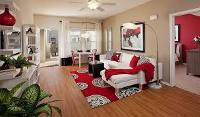 room red accents  infuse red in a trendy fashion with smart accents design borden inter