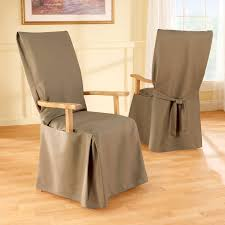 Black Dining Room Chair Covers Stretch Leather Dining Room Chair Cover 2 Set Bundle A Gallery Dining