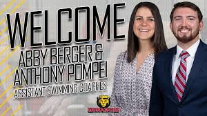 Swimming Welcomes Pair Of New Assistant Coaches In 2019-20 ...