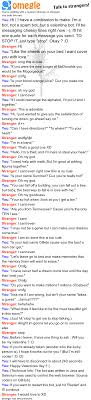 what are the skills required to write an omegle bot quora and here s an example chat of my valentine bot