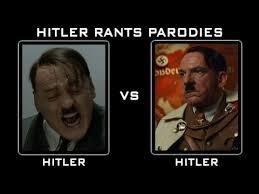 Hitler Vs Inglourious Hitler   Downfall / Hitler Reacts   Know ... via Relatably.com