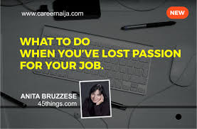 expert interview anita how to cope in a job you have no welcome to our expert interview section where we talk career experts and hr practitioners today our guest is anita bruzzese of 45things com and