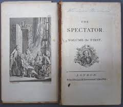 cabinet 11 periodicals a quick stab at the eighteenth century spectator