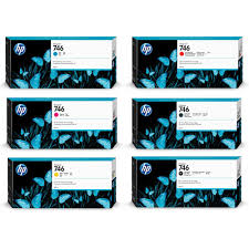 <b>HP 746</b> and <b>HP</b> 747 Ink Supplies for <b>Designjet</b> Z6 and Z9 Printers ...