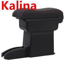 Для Kalina <b>подлокотник</b> коробка двойной слой с <b>usb</b> ...