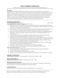 examples engineering resumes mechanical engineering resume sample examples engineering resumes resume field engineer printable field engineer resume full size