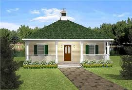 This is a simple home plan   a large covered porch and a    This is a simple home plan   a large covered porch and a functional floor plan  An easy build   a simple roof line    Farmhouses   Pinterest   Simple