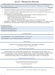 resume samples for s and marketing jobs senior