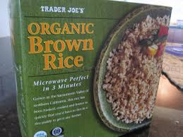 Image result for trader joe's brown rice image