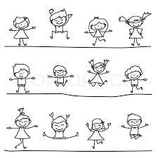 Billedresultat for gymnastik tegninger