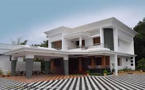 Plan u   MasterPlan Architecture  kerala    s Best Home Designs    Flat Roof Modern Kerala Home