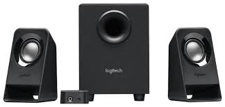 Компьютерная акустика <b>Logitech Z213</b> — купить по выгодной ...