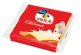 Сливочное масло и <b>плавленый сыр Viola</b> - Valio