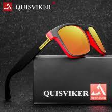 <b>QUISVIKER</b> Brand <b>New</b> Polarized Sunglasses Men Women Sun ...