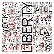 brief essay on liberty word cloud liberty stock photo picture and royalty image