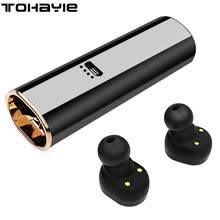 2018 new x1t upgrade x2t bluetooth earphone true wireless earbuds dual 4 2 in ear 1500mah charging box headset