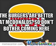 Hungry Jacks Sucks by charliesong - Meme Center via Relatably.com
