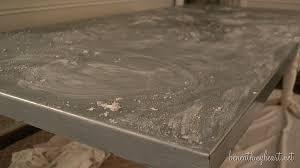 images zinc table top: diy aged zinc table top dsc  thumb diy aged zinc table top
