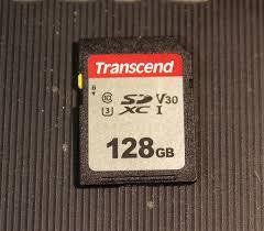 Обзор от покупателя на <b>Карта памяти 128Gb</b> Transcend 300S ...