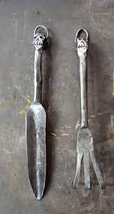 <b>Skull Garden</b> Tools — Macabee Metals