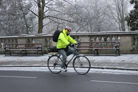 Image result for cycling in the winter