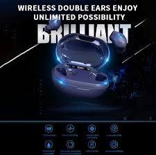 <b>TWS True</b> Wireless Earphone <b>Bluetooth</b> Earphone HIFi Stereo ...