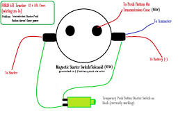 wiring diagrams ford starter solenoid the wiring diagram 3 post solenoid wiring diagram nilza wiring diagram