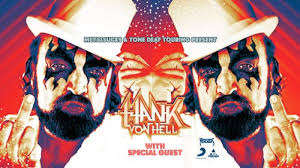 Hank Von Hell – Tickets – The Crocodile – Seattle ... - The Crocodile