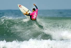 En Engabao se disfruta de un ambiente agradable y con olas perfectas